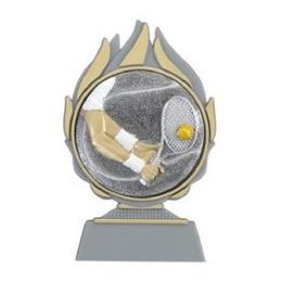Trophy HELENA Tennis gold